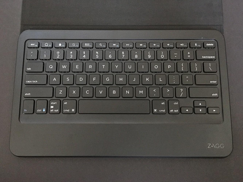 Review: Zagg Messenger Universal Keyboard