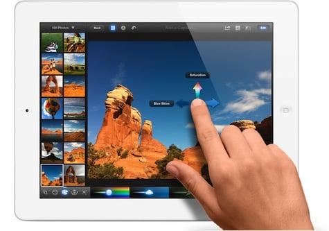Apple announces iPhoto for iOS