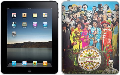 MusicSkins launches Skins for the iPad