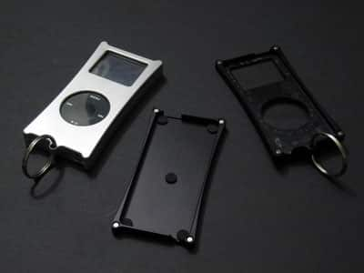 Review: eXopod Naomi Aluminum Machined Case for iPod nano