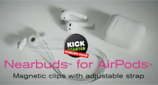 Fabricate announces Nearbuds for AirPods