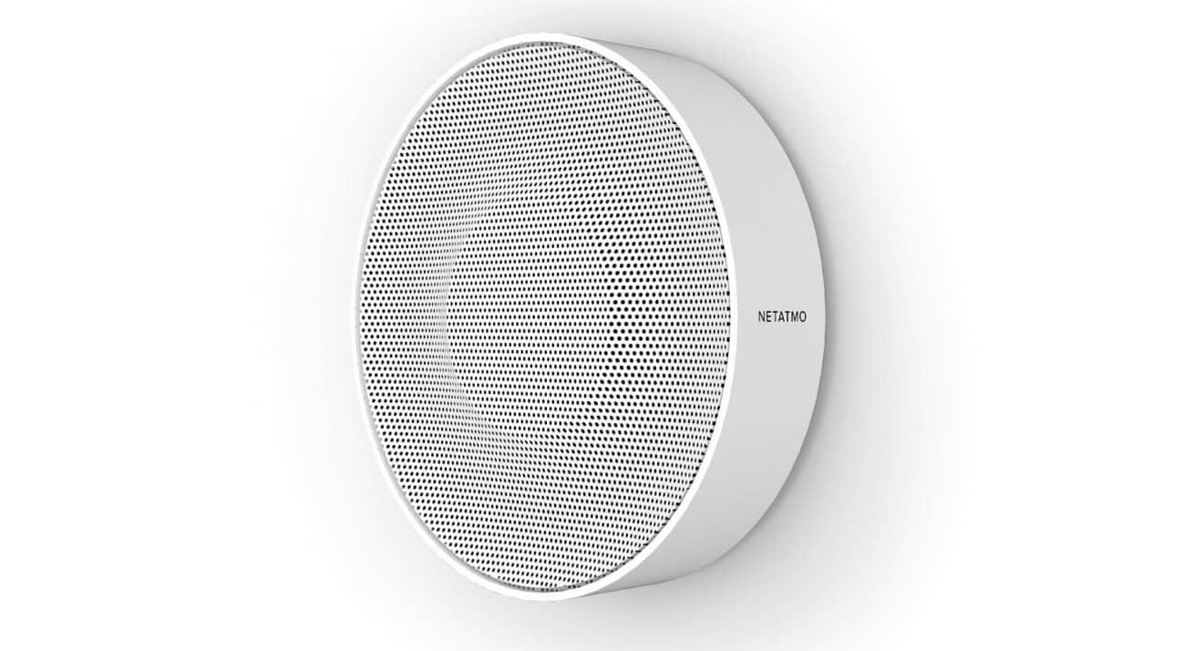 Netatmo unveils Smart Smoke Alarm and Indoor Security Siren