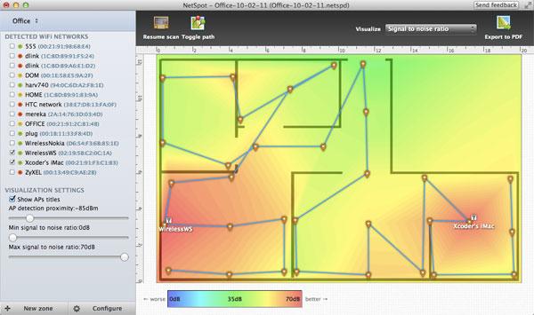 NetSpot Software NetSpot