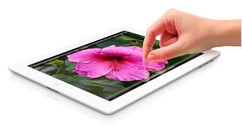 Apple announces third-generation iPad with Retina display