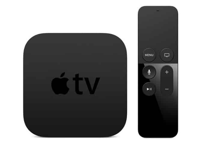New Apple TV supports Bluetooth headphones, speakers