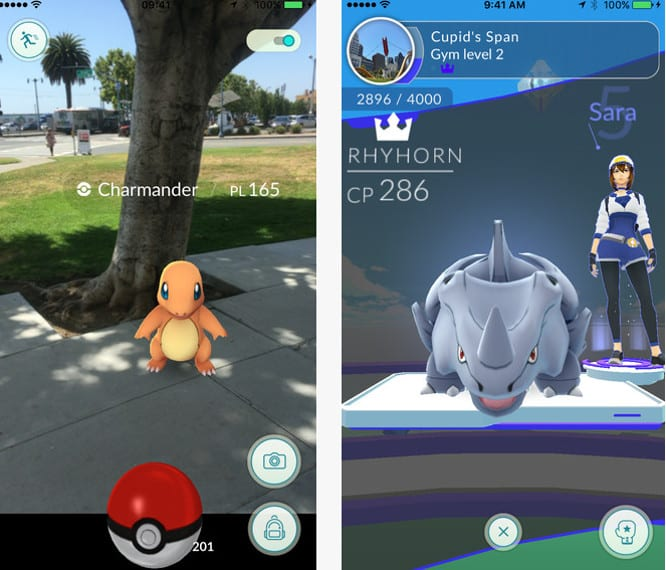 Pokémon GO available on iOS in some countries
