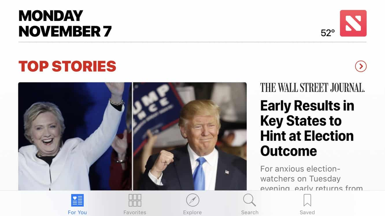 Apple makes deal with NBCUniversal to sell ads in News app