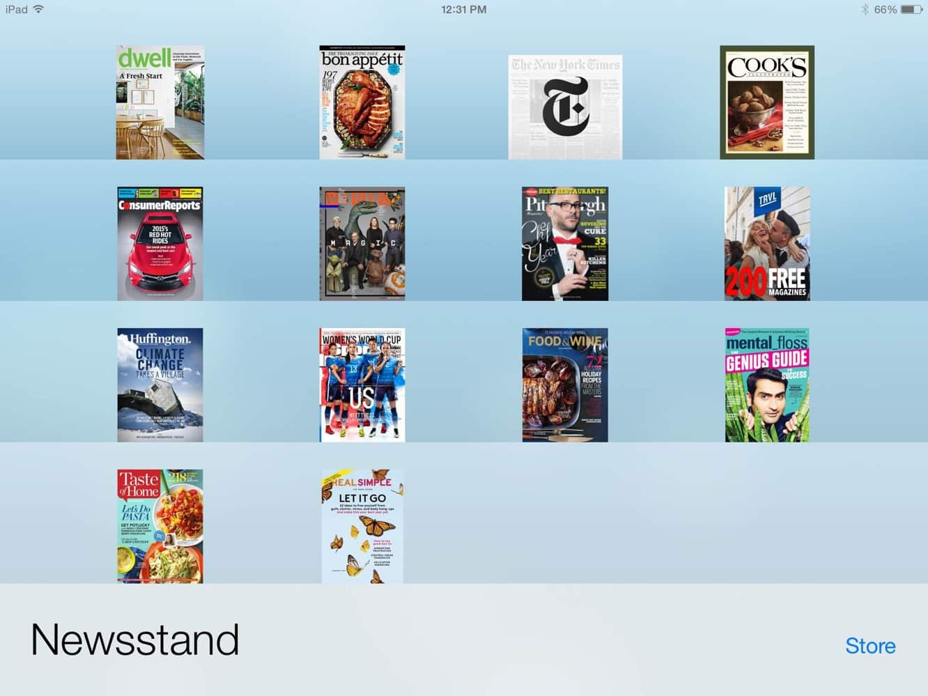 Apple to launch Flipboard-style app, do away with Newsstand