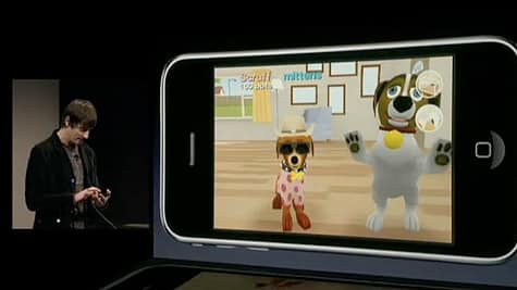 iPhone 3.0 app demos highlight new features, gaming