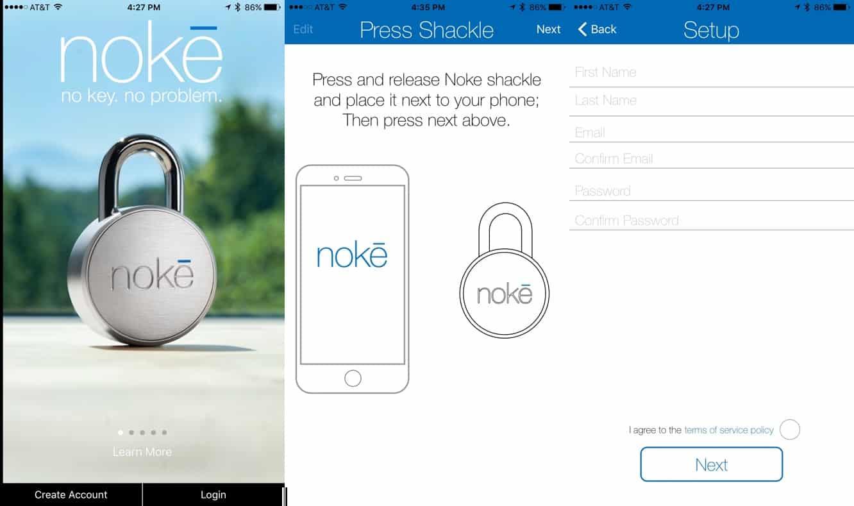 Review: Noke Bluetooth Padlock
