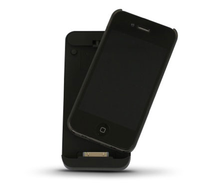 Nuu at 2012 CES: Interchangeable iPhone Battery Pack