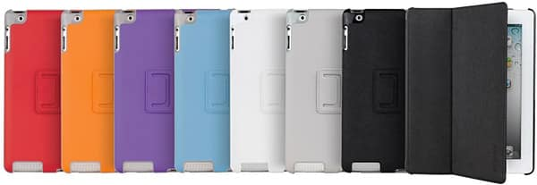New cases for third-gen iPad: a roundup