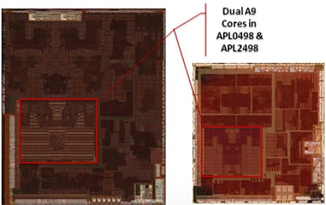 Third-gen Apple TV found to have dual-core A5