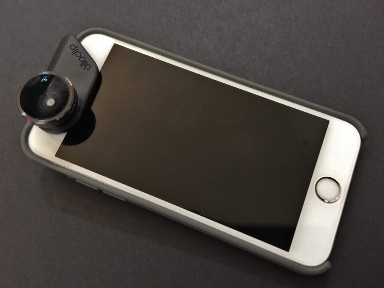 Review: Olloclip Ollocase for iPhone 6