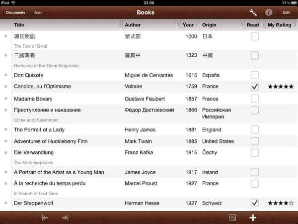iPad Gems: OmniFocus, OmniGraffle, OmniGraphSketcher + OmniOutliner