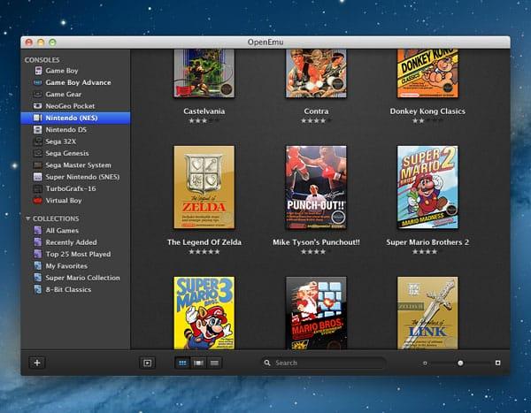 OpenEmu OpenEmu Multiple Video Game System