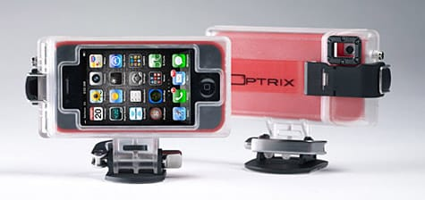 Optrix unveils HD Sport Mount for iPhone, iPod touch