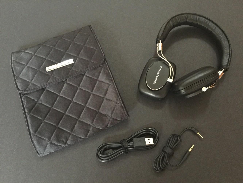 Review: Bowers & Wilkins P5 Wireless Headphones