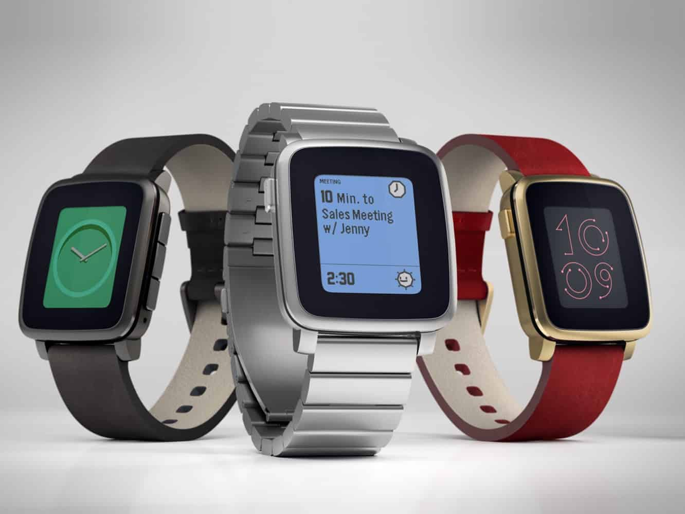 Report: Fitbit to acquire Pebble