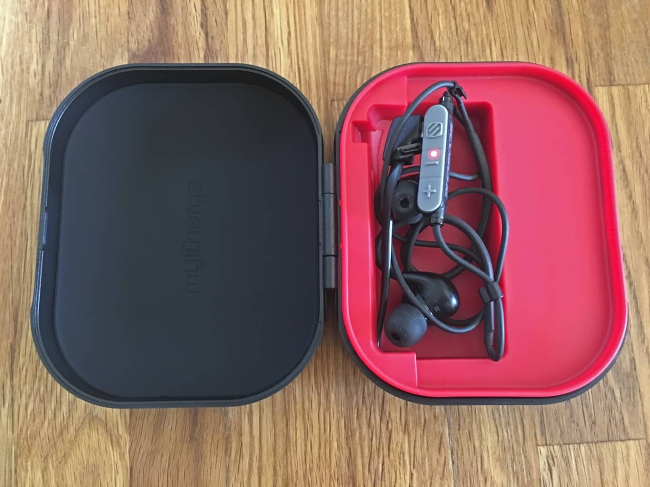 MyCharge PowerGear Sound Charging Case for Earbuds
