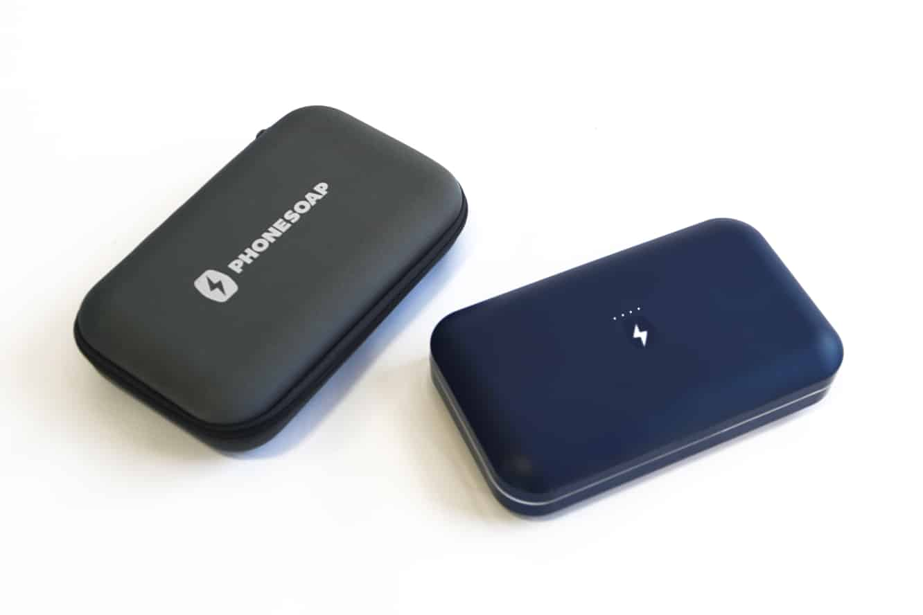 PhoneSoap unveils PhoneSoap Go, portable UV phone sanitizer for travellers