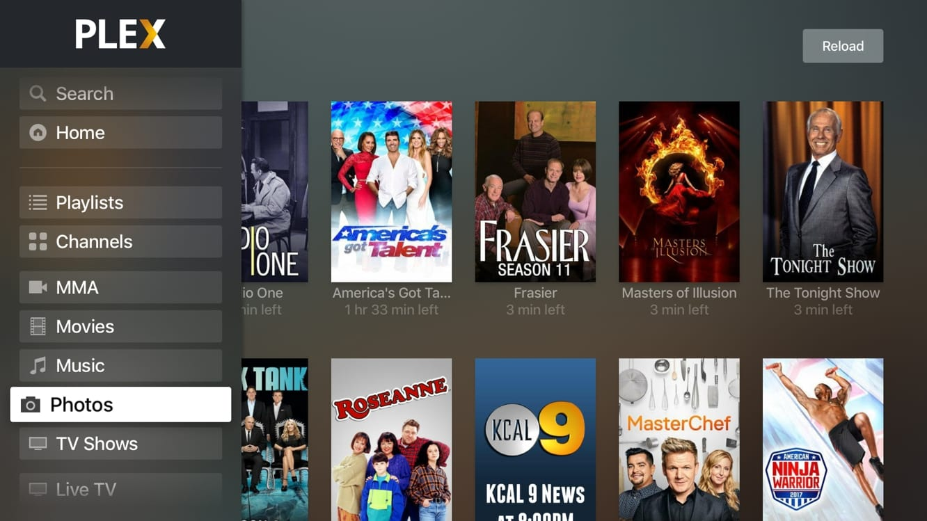 Plex expands Live TV support, time shifting to Apple TV