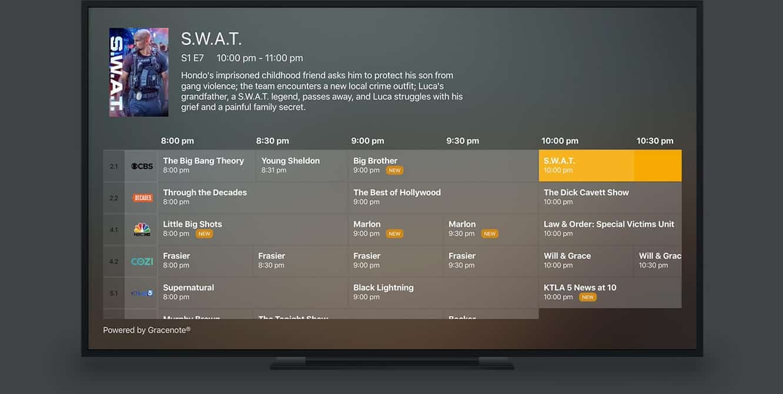 Plex adds Grid View on Apple TV