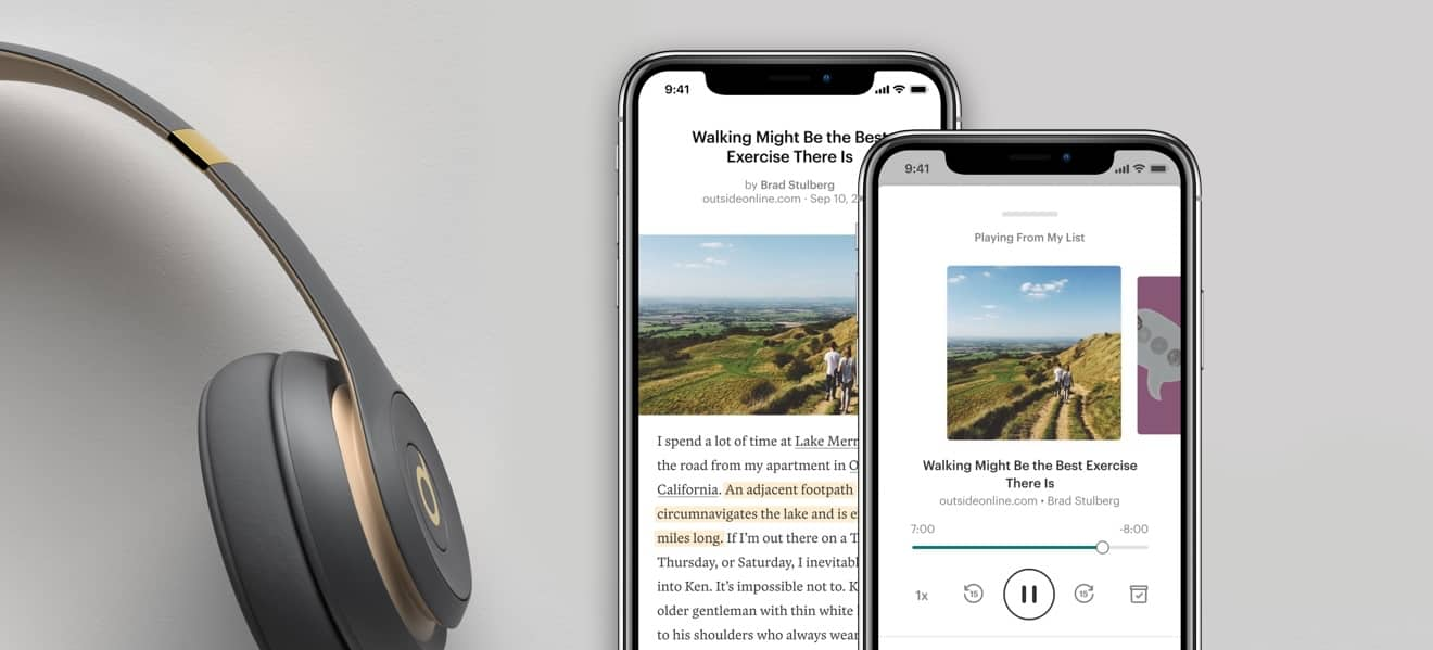 Pocket rolls out major app redesign for better reading and listening experience