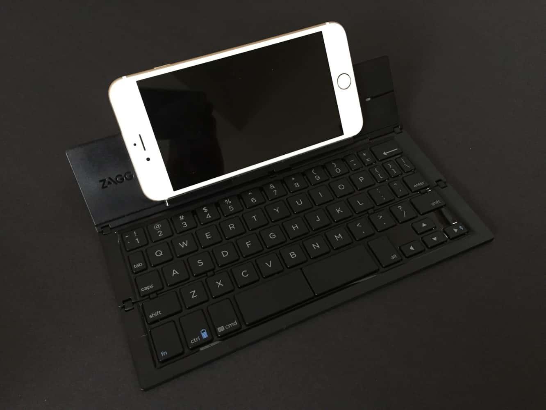Review: Zagg Pocket Keyboard
