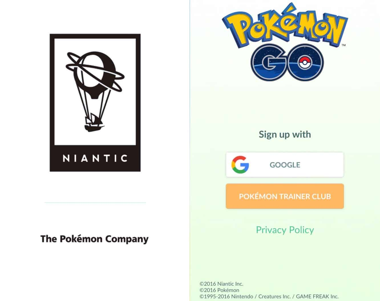 Pokémon GO getting full access to Google Accounts of some iOS users (Update: Niantic working on fix)