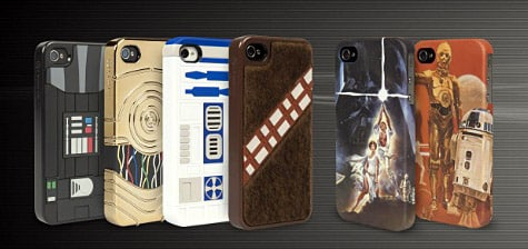 PowerA debuts official Star Wars cases for iPhone 4, 4S