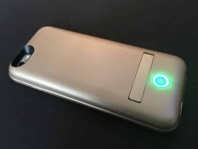 Review: Odoyo Power+Shell EX Rechargeable Battery Case for iPhone 6