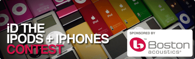 iD The iPods + iPhones Contest – Winners Announced
