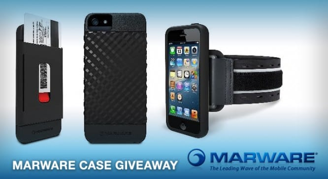 Marware Case Giveaway – Winners Announced