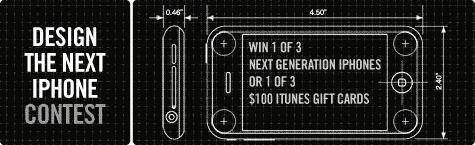 Design The Next iPhone Contest