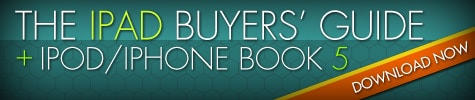 iLounge releases massive iPad Buyers' Guide + iPod/iPhone Book 5