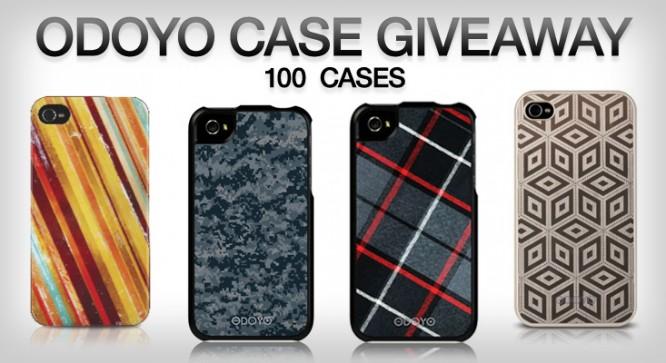 Odoyo Case Giveaway – Winners Announced