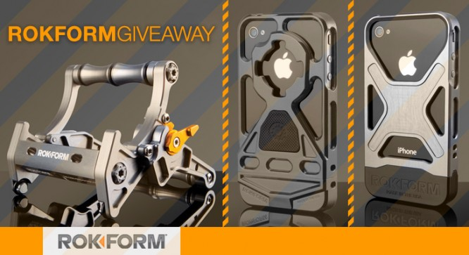 Rokform Giveaway – Winners Announced