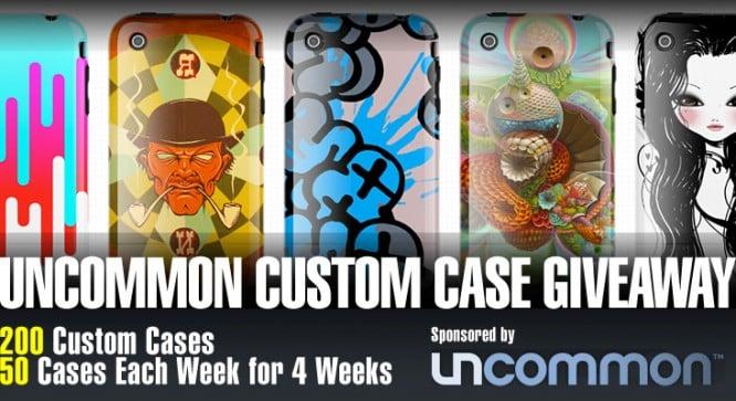 Uncommon Custom Case Giveaway