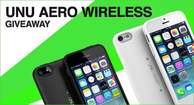 Unu Aero Wireless Giveaway - Winners Announced