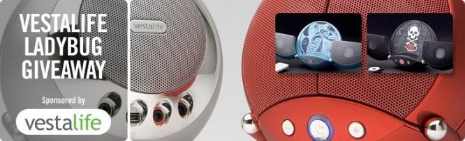 Vestalife Ladybug Giveaway – Winners Announced!