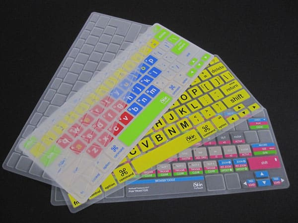 iSkin ProTouch Silicone Keyboard Protector