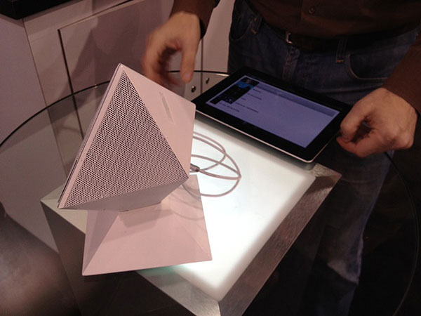 Portable Sound Labs at 2012 CES: Most Improved Award