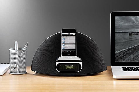 Pure unveils Contour 100i speaker for iPhone, iPad, iPod