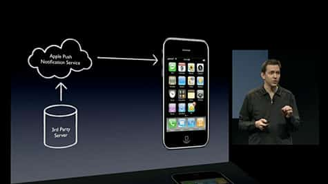 Developer features in iPhone OS 3.0: Push notifications, Peer to Peer, Maps, and more