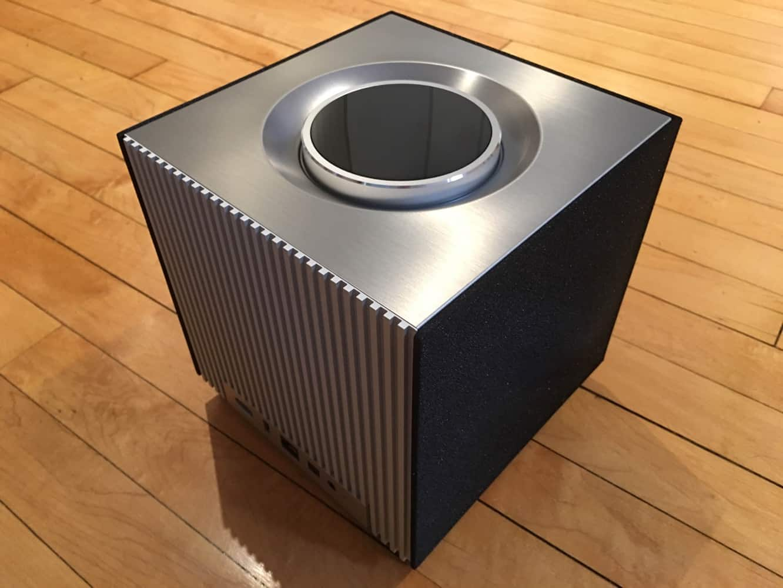 Review: Naim Audio Mu-so Qb Speaker