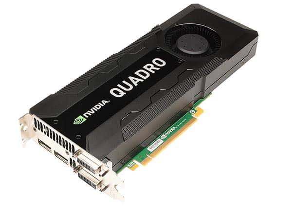NVIDIA Quadro K5000 for Mac Pro