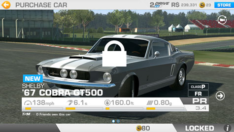 Apps: Asphalt 8, Real Racing 3 1.3, Yahoo Weather 1.2, YouTube 2.0