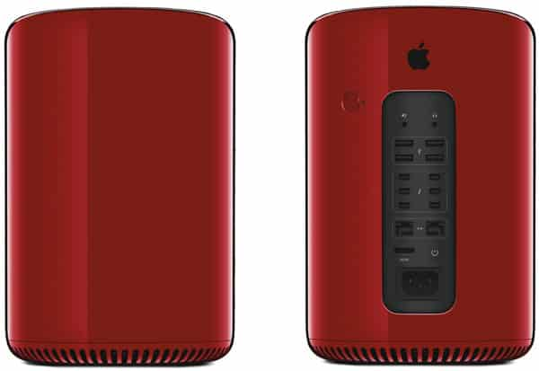 Apple Mac Pro for (RED)