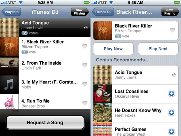 Apple updates Remote with iTunes 8.1 compatibility